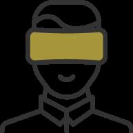 VRを活用
